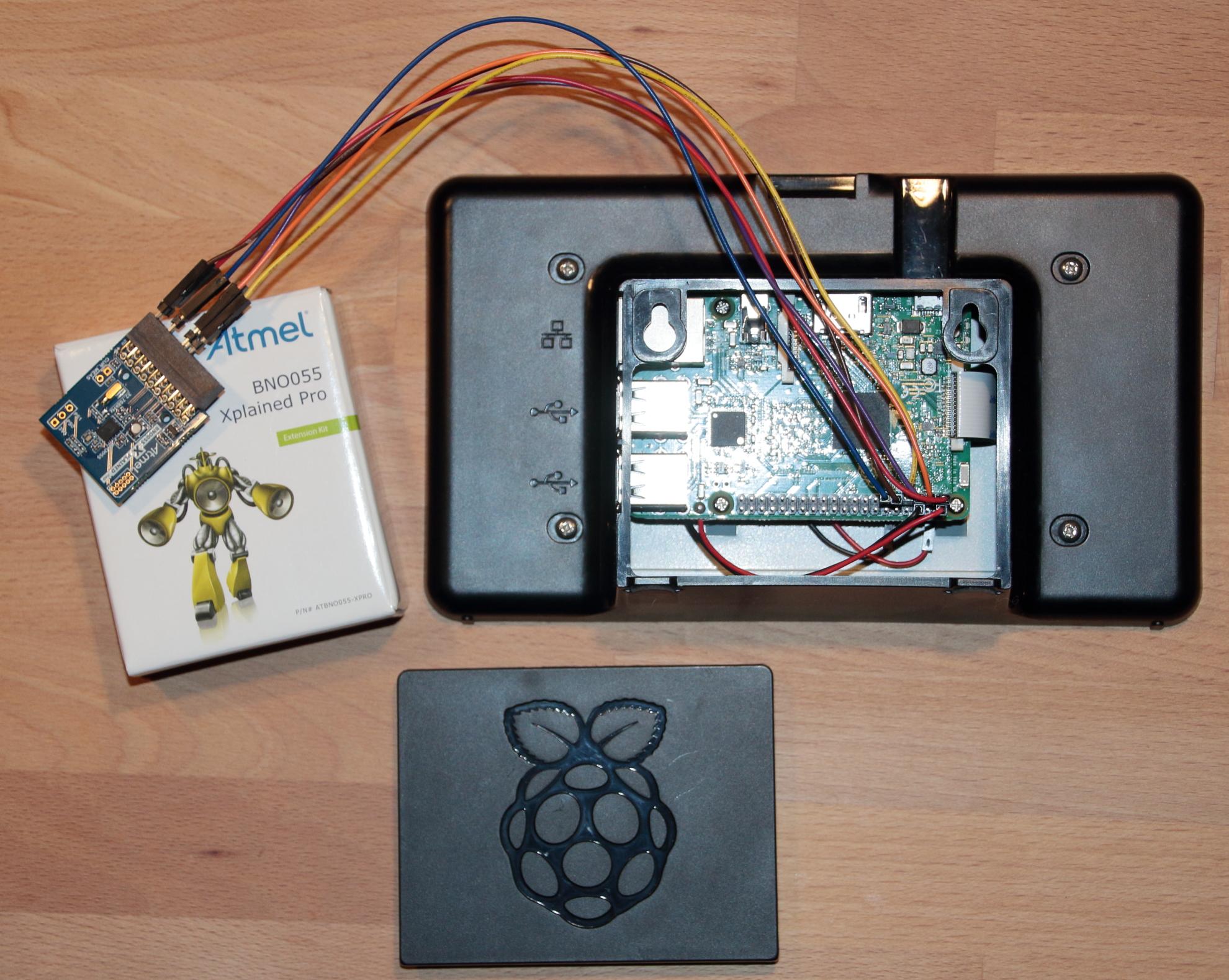 Motion Sensor PoC: BNO055 and Raspberry Pi Subtleties – Hauke's Projects