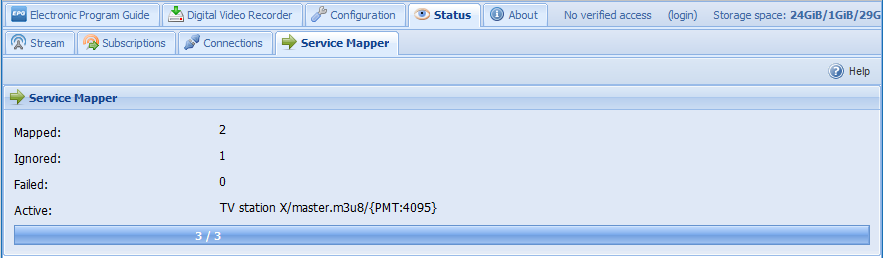 Service Mapper In Action