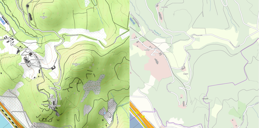 Map Comparison #2