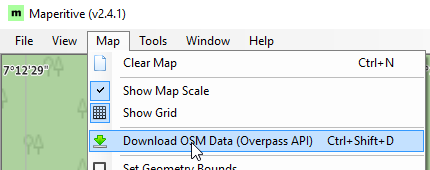 Download OSM