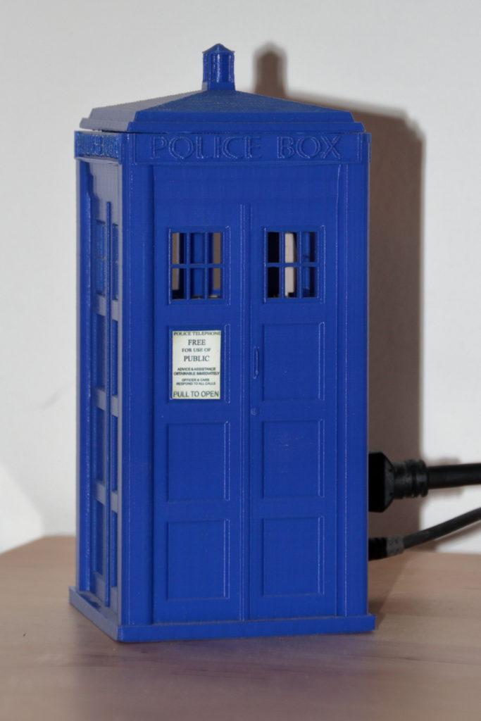 TARDIS Case